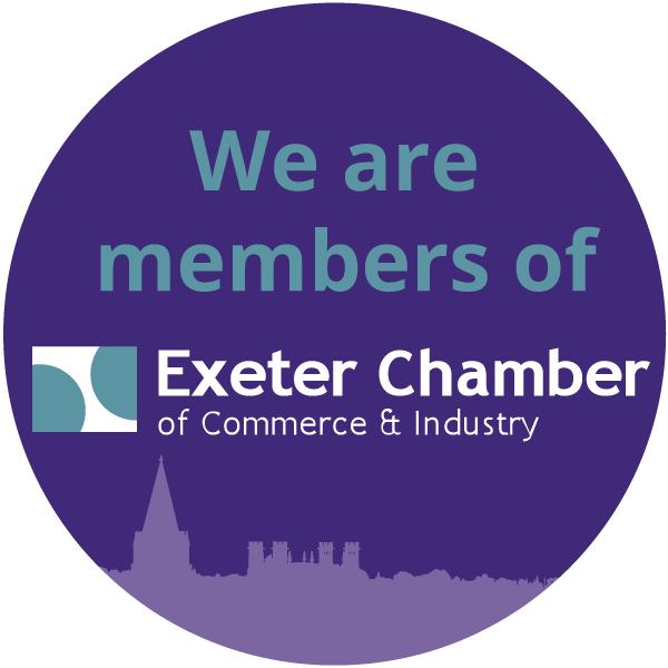 Exeter Chamber Members Badge
